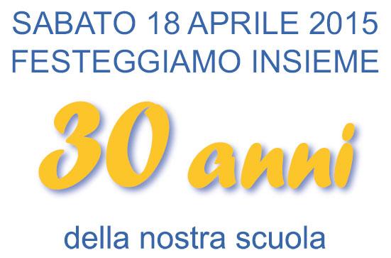 Festa 30 anni Montessori Arosio