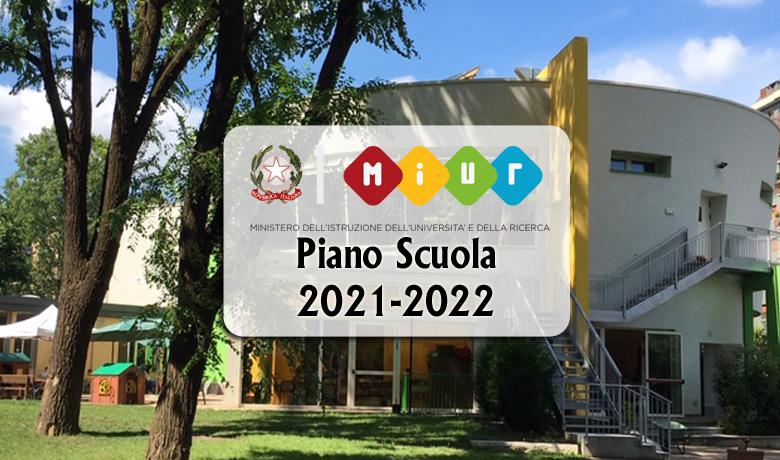 Piano scuola 2021-2022 Montessori Arosio