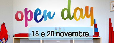 Open Day Montessori Milano