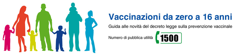 vaccinazioni indicazioni